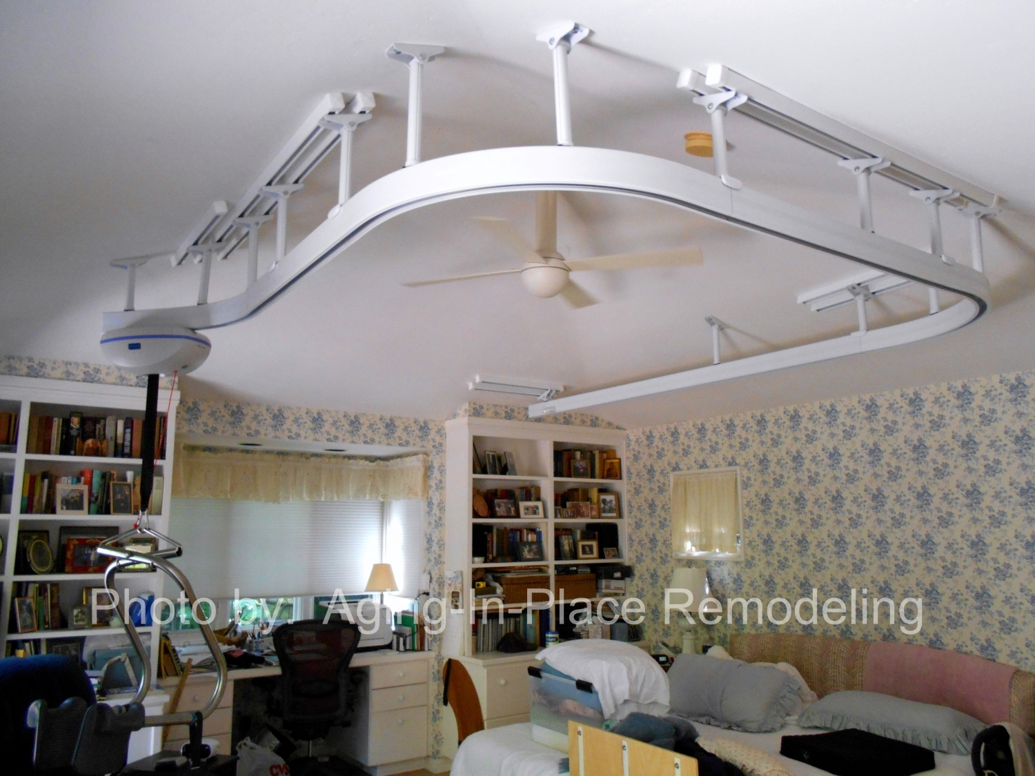 San diego ceiling lifts ceiling lift 3 gallery arubaitofo Choice Image