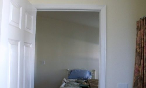 Ceiling Lift Before Picture