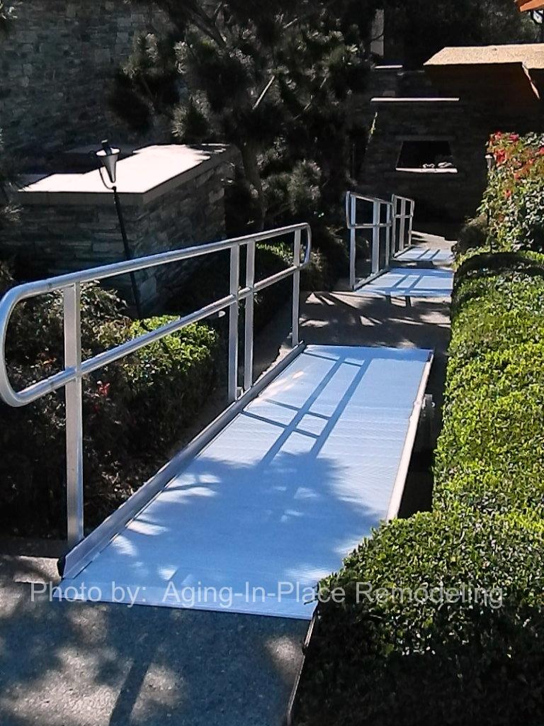 San Diego Wheelchair Ramps Modular