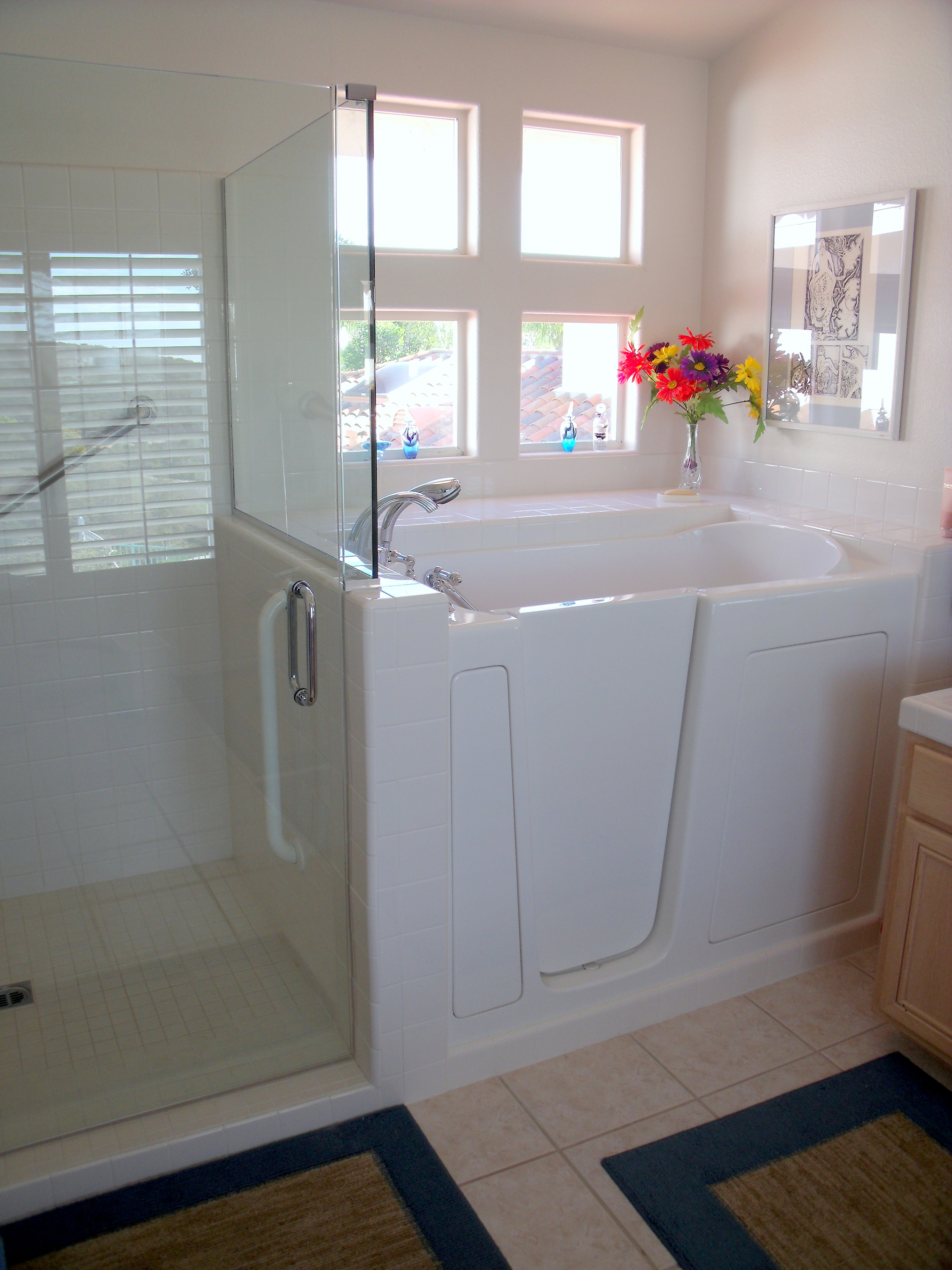 Bathroom Safety Aging In Place Remodeling