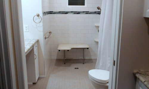 Barrier Free Showers San Diego