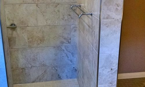 Barrier Free Shower Temecula