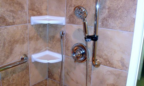 Accessible Shower San Diego