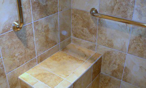 Shower Bench San Diego