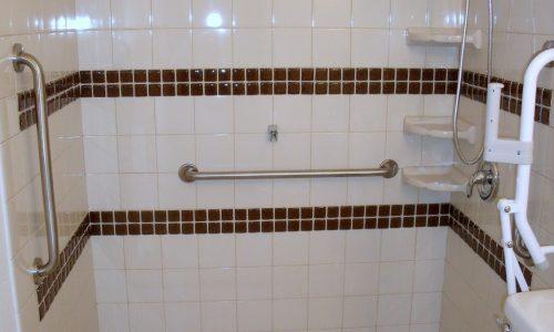 Barrier Free Shower San Diego
