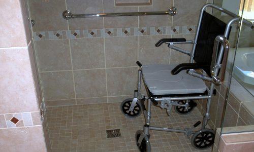 Wheelchair Accessible Shower San Diego