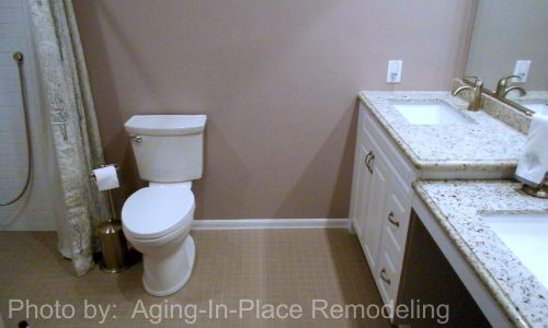 Aging In Place Remodels San Diego
