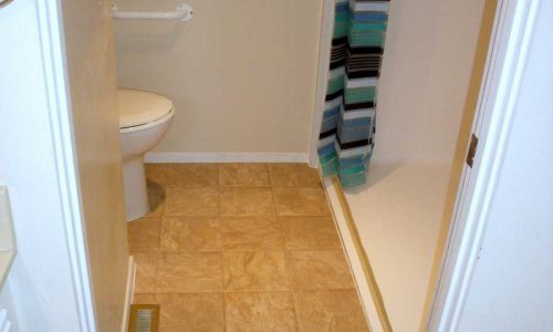 Fiberglass Roll-In Showers - Aging in Place Remodeling