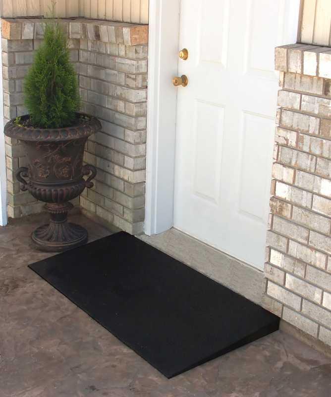 San Diego Wheelchair Ramps Portable Threshold